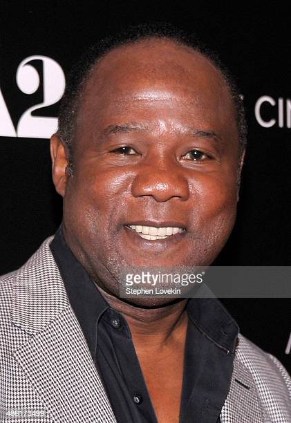 Actor Isiah Whitlock Jr attends the A24 and The Cinema Society premiere of 'Locke' at The Paley Center for Media on April 22 2014 in New York City