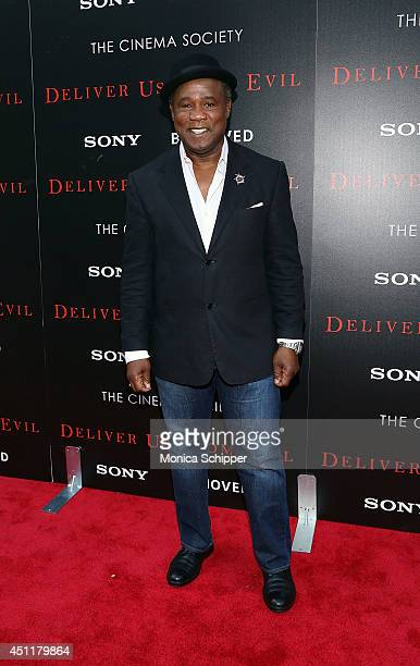 Actor Isiah Whitlock Jr attends the 'Deliver Us From Evil' screening hosted by Screen Gems Jerry Bruckheimer Films with The Cinema Society at SVA...