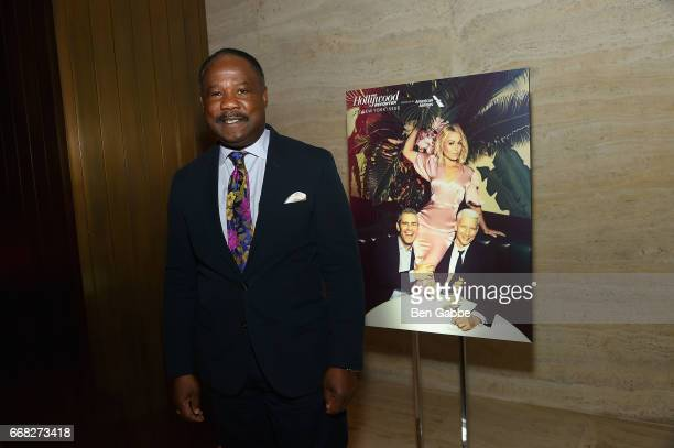Actor Isiah Whitlock Jr attends The Hollywood Reporter 35 Most Powerful People In Media 2017 at The Pool on April 13 2017 in New York City
