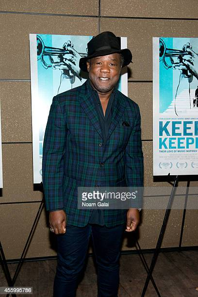 Actor Isiah Whitlock Jr attends the 'Keep On Keepin On' New York City Screening at Tribeca Grand Hotel on September 23 2014 in New York City