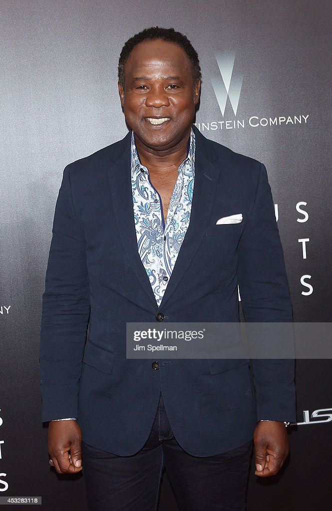 Actor Isiah Whitlock Jr. attends the 'Life is Amazing' Lexus Short Films Series at SVA Theater on August 6, 2014 in New York City.