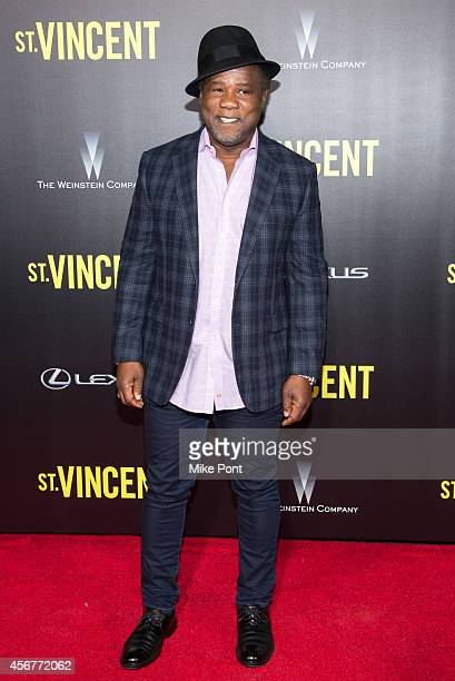 Actor Isiah Whitlock Jr attends the New York Premiere of 'St Vincent' at the Ziegfeld Theater on October 6 2014 in New York City
