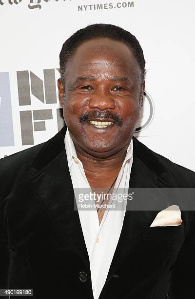 Actor Isiah Whitlock Jr attends the Opening Night Gala Presentation and 'The Walk' World Premiere during 53rd New York Film Festival at Alice Tully...