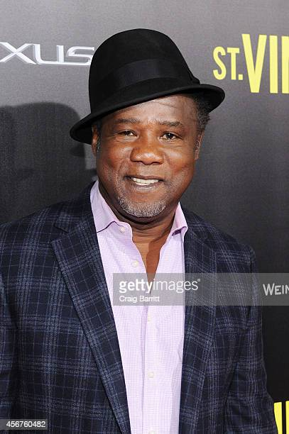 Actor Isiah Whitlock Jr attends the premiere of ST VINCENT hosted by the Weinstein Company with Lexus on October 6 2014 in New York City