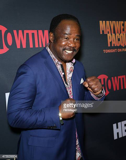 Actor Isiah Whitlock Jr attends the SHOWTIME And HBO VIP PreFight Party for 'Mayweather VS Pacquiao'at MGM Grand Hotel Casino at on May 2 2015 in Las...