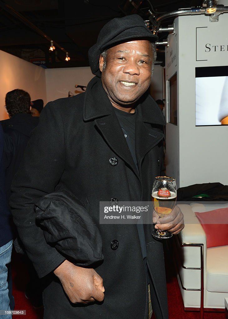 Actor Isiah Whitlock Jr. attends the Stella Artois launch of the Timeless Beauty Campaign shot by legendary photographer, Annie Leibovitz at Village at the Lift on January 18, 2013 in Park City, Utah.