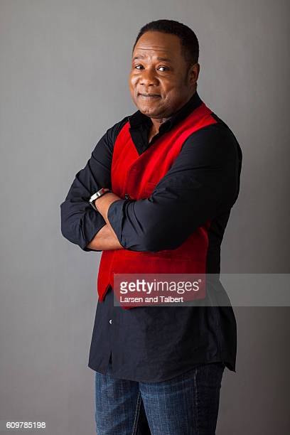 Actor Isiah Whitlock Jr is photographed for InStyle Magazine on January 21 2011 in Park City Utah