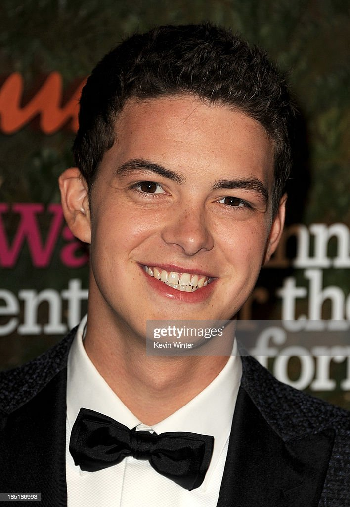 Actor Isreal Broussard arrives at the Wallis Annenberg Center For The Performing Arts Gala at the Wallis Annenberg Center For The Performing Arts on October 17, 2013 in Beverly Hills, California.