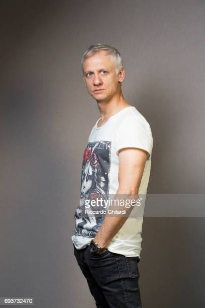 Actor Ivan Barnev is photographed for Self Assignment on May 27 2017 in Cannes France