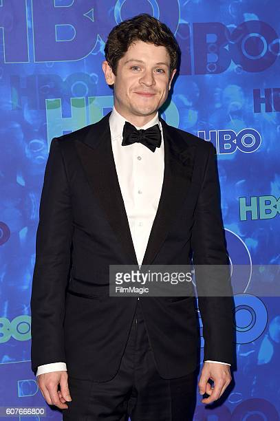 Actor Iwan Rheon attends HBO's Official 2016 Emmy After Party at The Plaza at the Pacific Design Center on September 18 2016 in Los Angeles California