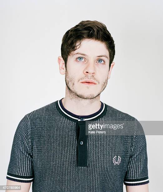 Actor Iwan Rheon is photographed for the Independent on October 27 2010 in London England