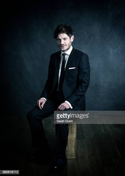 Actor Iwan Rheon is photographed on April 12 2015 in London England