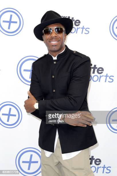 Actor J B Smoove attends Turner Ignite Sports Luxury Lounge on February 4 2017 in Houston Texas