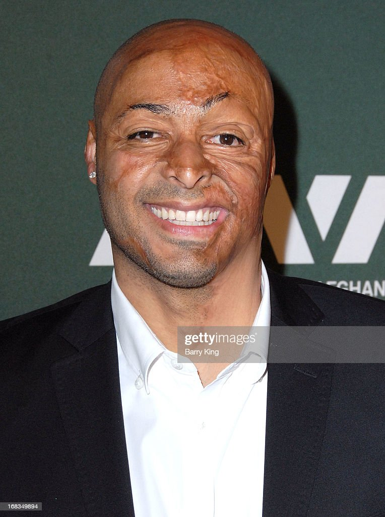 Actor J. R. Martinez attends the Iraq And Afghanistan Veterans Of America's 5th Annual Heroes Celebration on May 8, 2013 at the Mr. C Beverly Hills in Beverly Hills, California.
