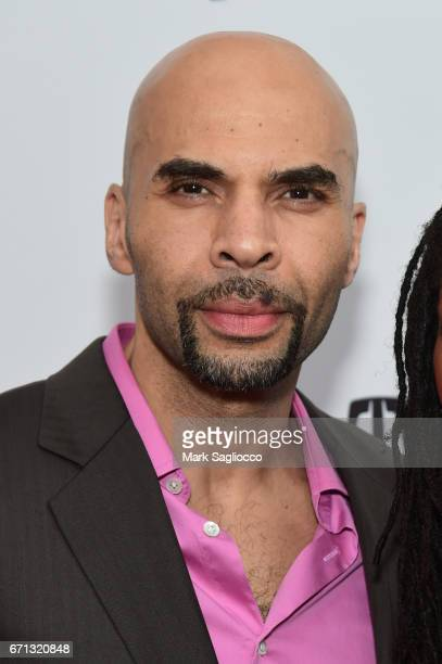 Actor Jacinto Riddick attends the 2017 Tribeca Film Festival 'Aardvark' at SVA Theatre on April 21 2017 in New York City