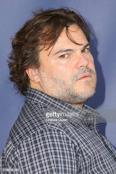 Actor Jack Black attends the opening night of 'Matilda the Musical' at Ahmanson Theatre on June 7 2015 in Los Angeles California