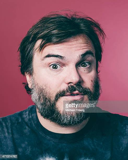 Actor Jack Black is photographed for Variety on February 3 2015 in Park City Utah ON DOMESTIC EMBARGO UNTIL MAY 3 2015 ON INTERNATIONAL EMBARGO UNTIL...