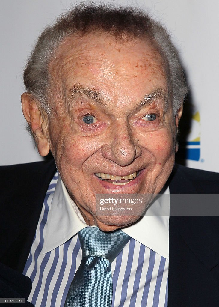 Actor <a gi-track='captionPersonalityLinkClicked' href=/galleries/search?phrase=Jack+Carter&family=editorial&specificpeople=802538 ng-click='$event.stopPropagation()'>Jack Carter</a> attends the Los Angeles Mission's 20th Anniversary Gala for the Anne Douglas Center for Women at the Four Seasons Hotel Los Angeles at Beverly Hills on September 12, 2012 in Beverly Hills, California.