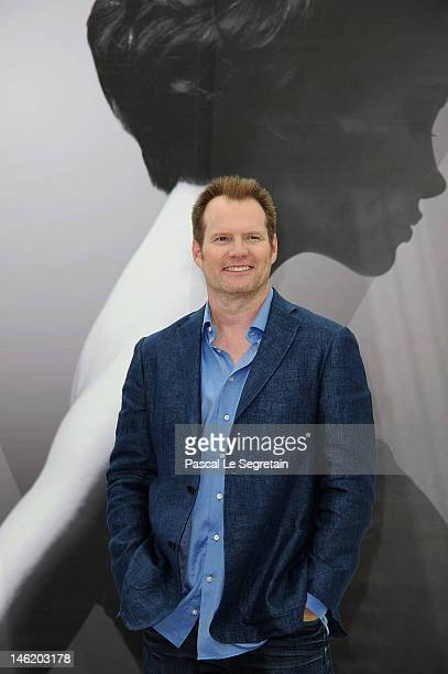 Actor Jack Coleman attends a photocall for the TV Series 'Vampire Diaries' during the 52nd Monte Carlo TV Festival on June 12 2012 in MonteCarlo...