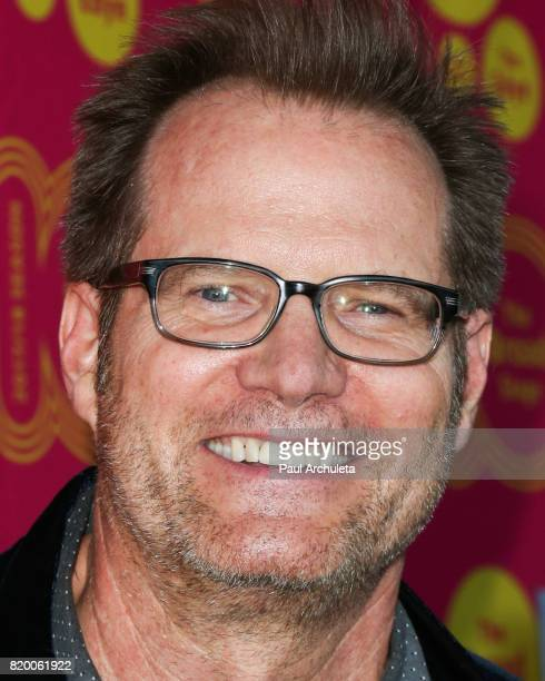 Actor Jack Coleman attends the opening night of 'Born For This' at The Broad Stage on July 20 2017 in Santa Monica California