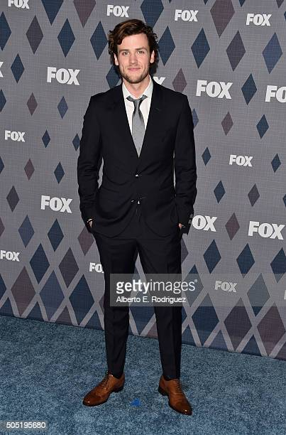 Actor Jack CutmoreScott attends the FOX Winter TCA 2016 AllStar Party at The Langham Huntington Hotel and Spa on January 15 2016 in Pasadena...