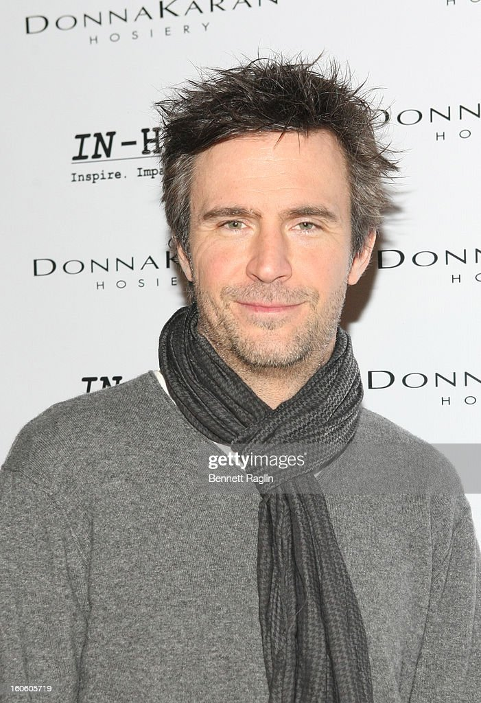 Actor <a gi-track='captionPersonalityLinkClicked' href=/galleries/search?phrase=Jack+Davenport&family=editorial&specificpeople=217448 ng-click='$event.stopPropagation()'>Jack Davenport</a> attends 'Haven't We Met Before?' New York Premiere at 711 Greenwich Street on February 3, 2013 in New York City.