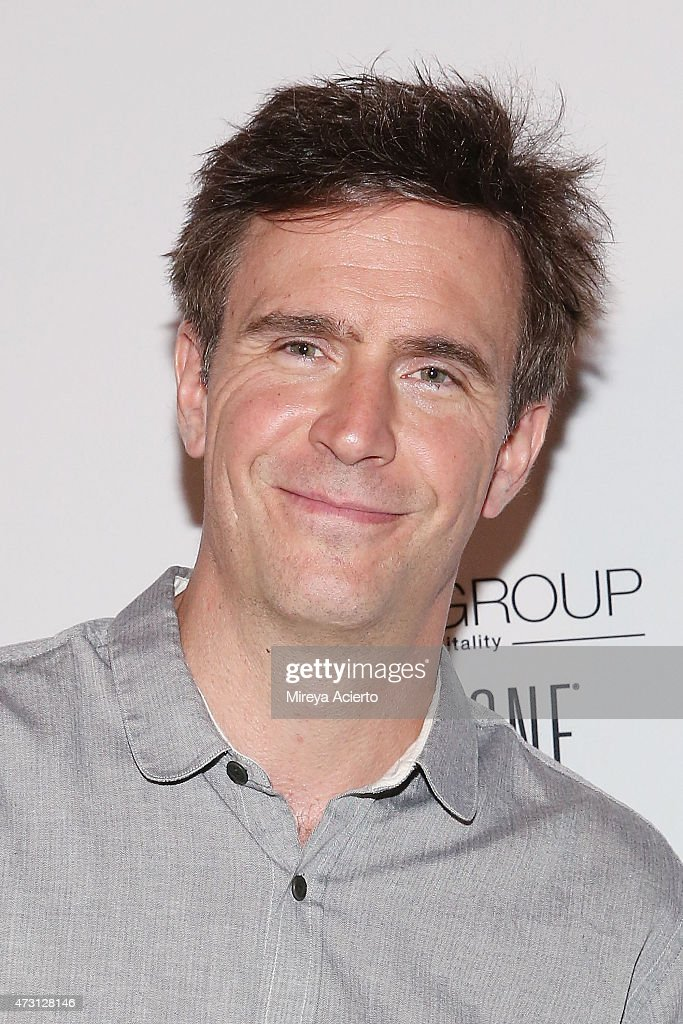 Actor Jack Davenport attends the 2015 Gersh Upfronts Party at Asellina at the Gansevoort on May 12 2015 in New York City