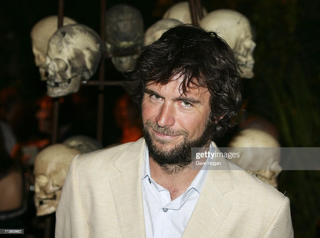 Actor Jack Davenport attends the after party following the European Premiere of 'Pirates Of The Caribbean Dead Man's Chest' at Old Billingsgate on...