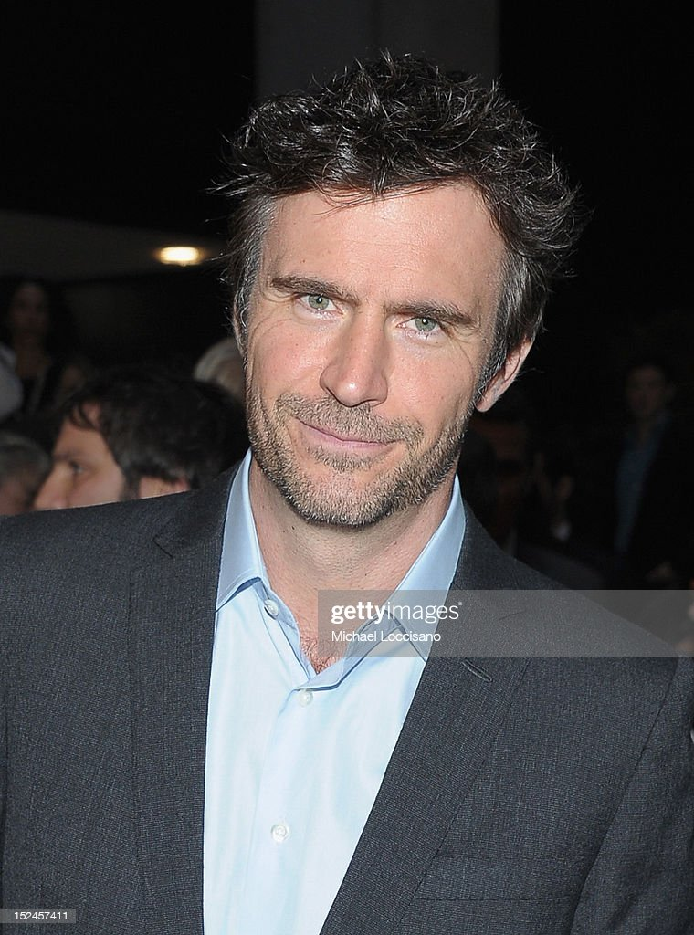 Actor Jack Davenport attends the 'If There Is I Haven't Found It' Broadway opening night at Laura Pels Theatre on September 20, 2012 in New York City.