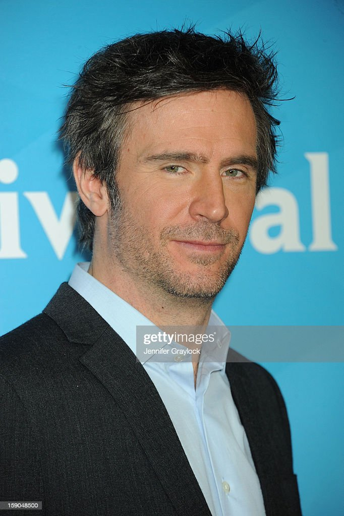 Actor Jack Davenport attends the NBC Winter TCA Press Tour held at the Langham Huntington Hotel and Spa on January 6, 2013 in Pasadena, California.