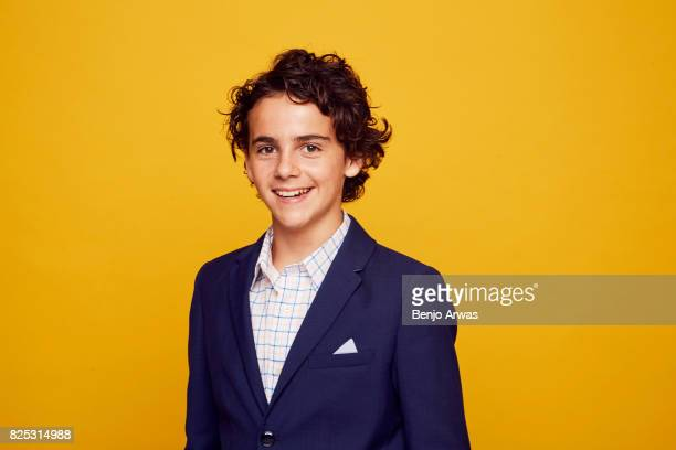 Actor Jack Dylan Grazer of CBS's ''Me Myself I'' poses for a portrait during the 2017 Summer Television Critics Association Press Tour at The Beverly...