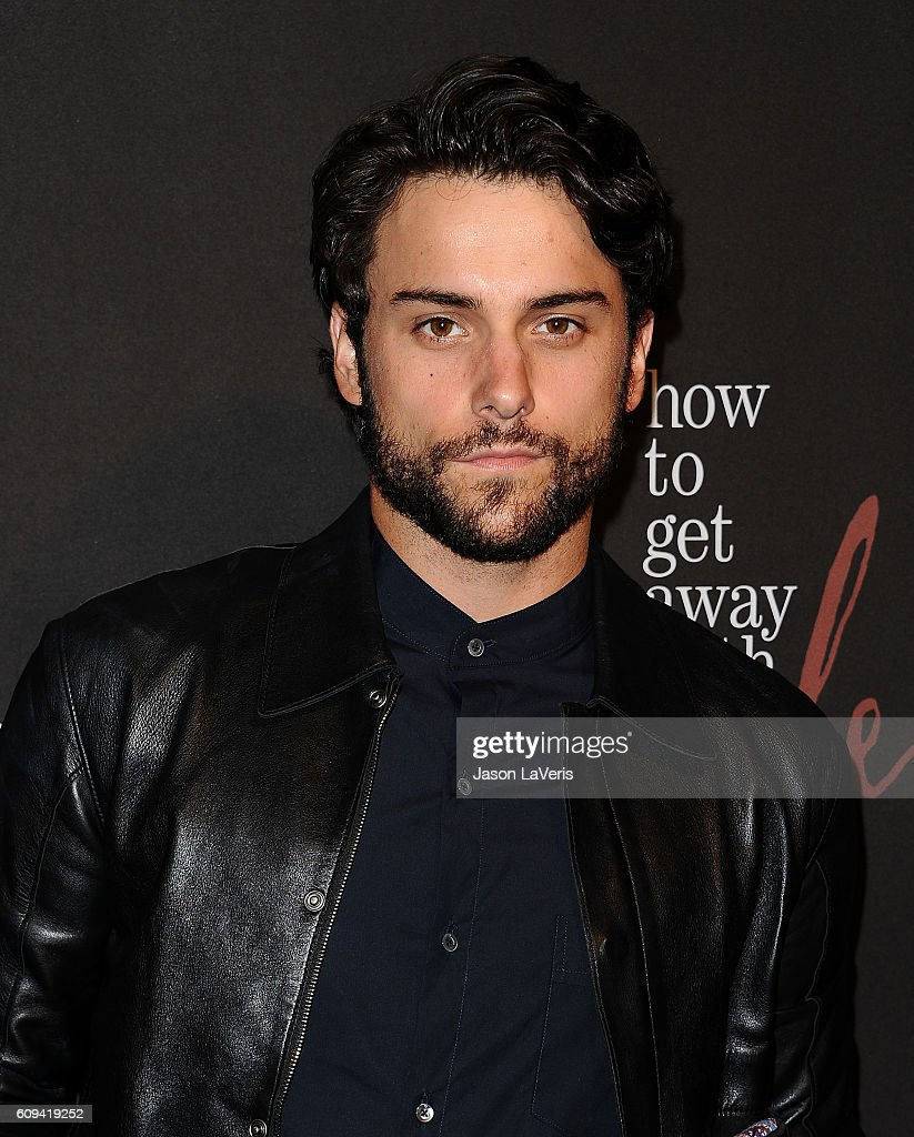 Premiere of abcs actor jack falahee attends the season 3 premiere of how to get away with murder ccuart Images