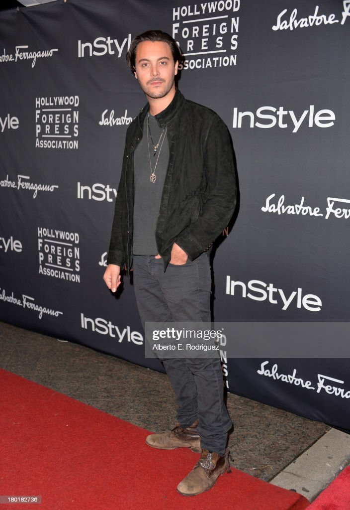 Actor Jack Huston arrives at the TIFF HFPA / InStyle Party during the 2013 Toronto International Film Festival at Windsor Arms Hotel on September 9...