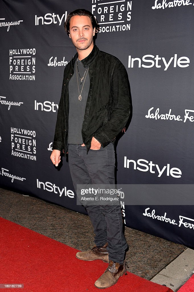 Actor Jack Huston arrives at the TIFF HFPA / InStyle Party during the 2013 Toronto International Film Festival at Windsor Arms Hotel on September 9, 2013 in Toronto, Canada.