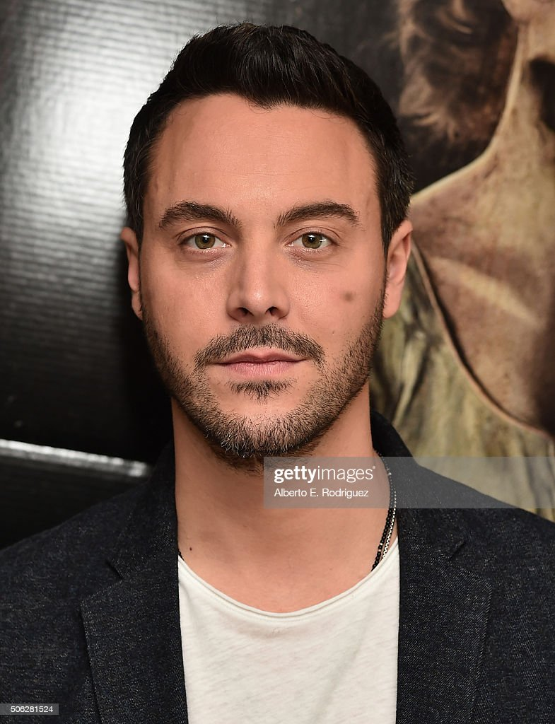 Actor Jack Huston attends Screen Gem's 'Pride and Prejudice and Zombies' photo call at The London Hotel on January 22 2016 in West Hollywood...