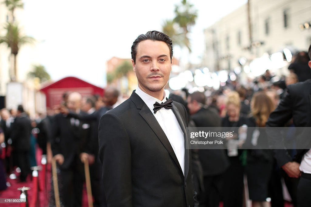 Actor Jack Huston attends the Oscars held at Hollywood Highland Center on March 2 2014 in Hollywood California