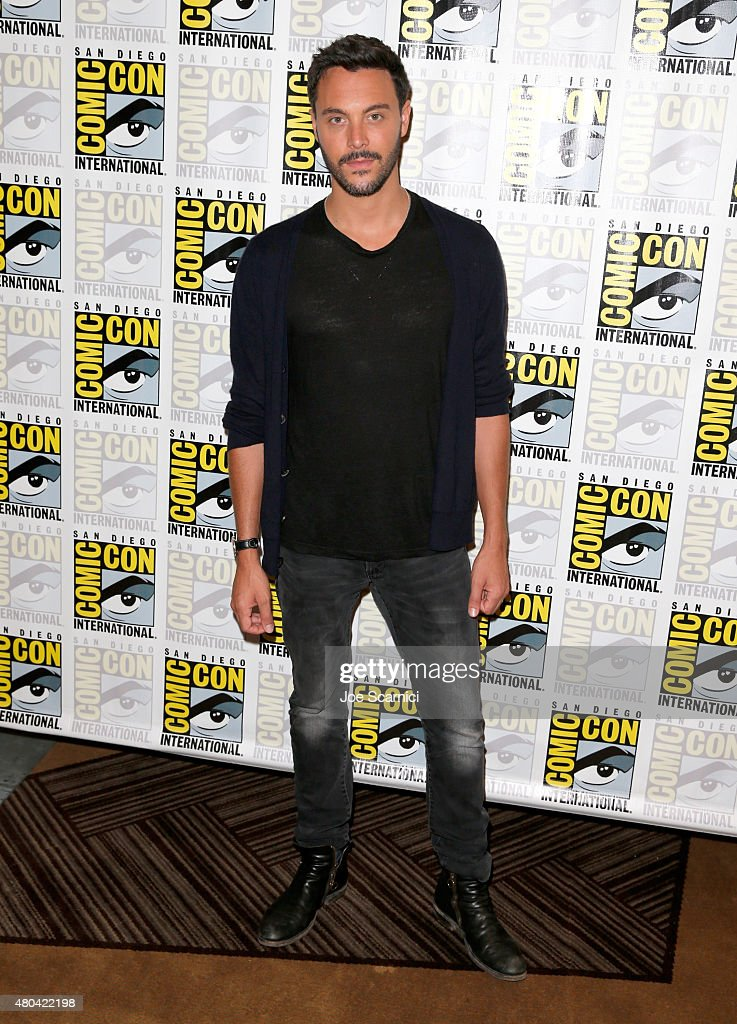 Actor Jack Huston attends the 'Pride And Prejudice And Zombies' photo call during ComicCon International 2015 at the Hilton Bayfront on July 11 2015...