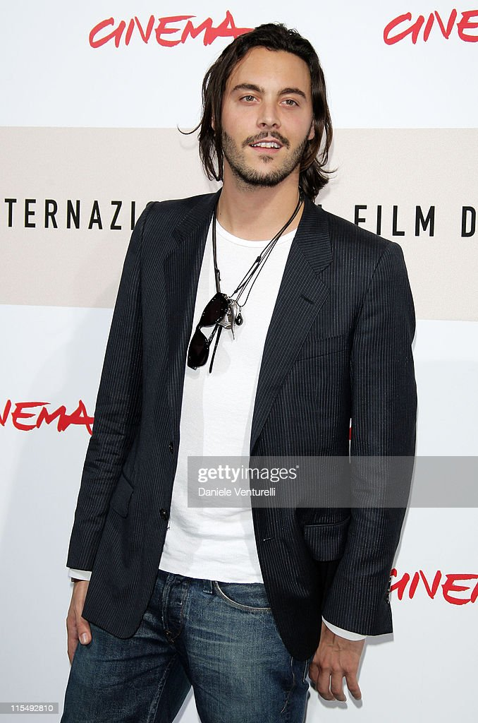 Actor Jack Huston attends the 'The Garden Of Eden' photocall during the 3rd Rome International Film Festival held at the Auditorium Parco della...