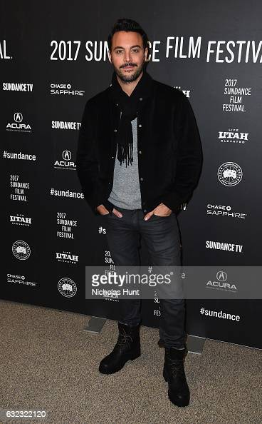 Actor Jack Huston attends 'The Yellow Birds' premiere on day 3 of the 2017 Sundance Film Festival at Eccles Center Theatre on January 21 2017 in Park...