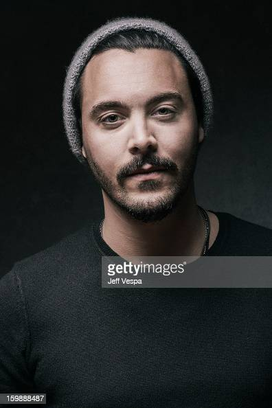 Actor Jack Huston is photographed at the Sundance Film Festival for Self Assignment on January 18 2013 in Park City Utah