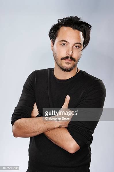 Actor Jack Huston is photographed at the Sundance Film Festival for Entertainment Weekly Magazine on January 19 2013 in Park City Utah ON DOMESTIC...