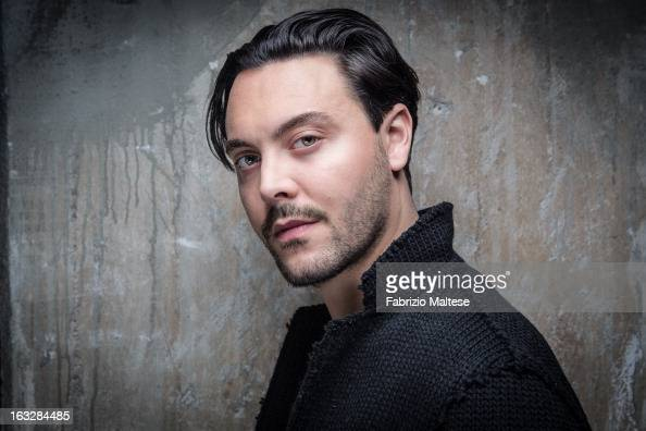 Actor Jack Huston is photographed for Self Assignment on February 9 2013 in Berlin Germany