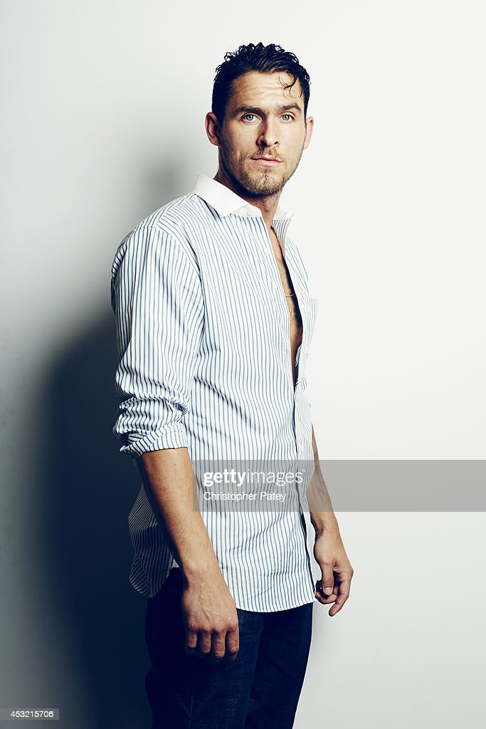 Actor Jack Kesy poses for a portrait session at the summer Television Critics Association for the FX network on July 21, 2014 in Beverly Hills, California.