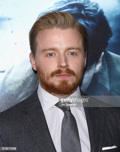 Actor Jack Lowden attends the 'DUNKIRK' New York premiere at AMC Lincoln Square IMAX on July 18 2017 in New York City
