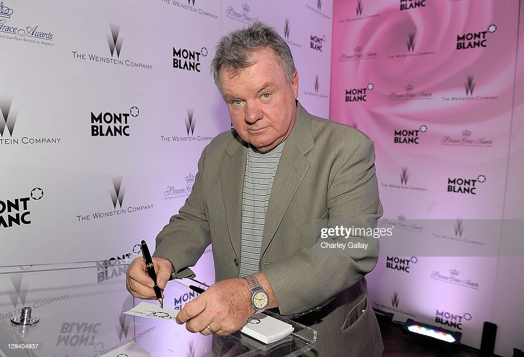 Actor <a gi-track='captionPersonalityLinkClicked' href=/galleries/search?phrase=Jack+McGee&family=editorial&specificpeople=617202 ng-click='$event.stopPropagation()'>Jack McGee</a> arrives at the Montblanc Cocktail Party co-hosted by Harvey and <a gi-track='captionPersonalityLinkClicked' href=/galleries/search?phrase=Bob+Weinstein&family=editorial&specificpeople=220486 ng-click='$event.stopPropagation()'>Bob Weinstein</a> celebrating the Weinstein Company's Academy Award Nominees and the New Montblanc Charity Partnership with the Princess Grace Foundation-USA at Soho House on February 26, 2011 in West Hollywood, California.