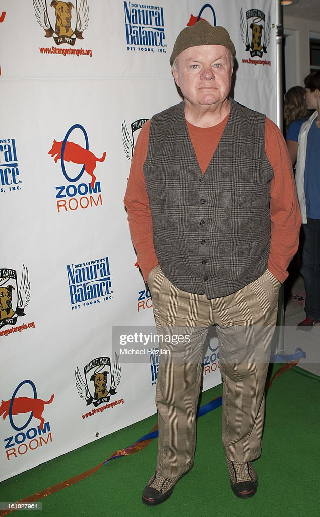 Actor Jack Mcgee attends Hooray for Hollywoof! Grand Opening and Launch Party for Zoom Room at Zoom Room on February 16, 2013 in Sherman Oaks, California.