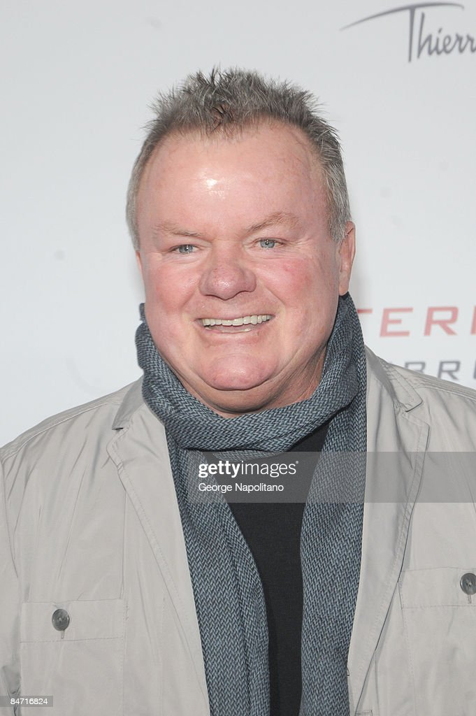 Actor Jack McGee attends the Cinema Society and Angel by Thierry Mugler screening of 'The International' at AMC Lincoln Square on February 9 2009 in...