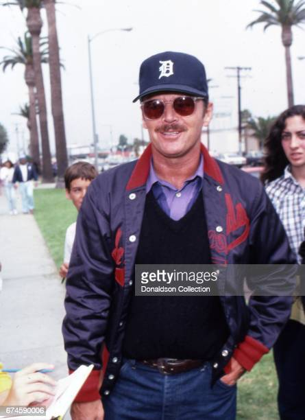 Actor Jack Nicholson at the SAG and AFTRA Actors On Strike circa 1980 in Los Angeles California