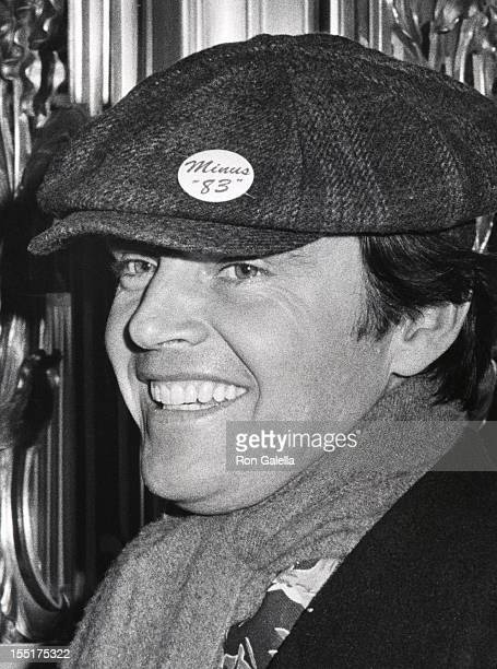 Actor Jack Nicholson attends the premiere party for 'The Godfather' on February 14 1972 at the St Regis Hotel in New York City