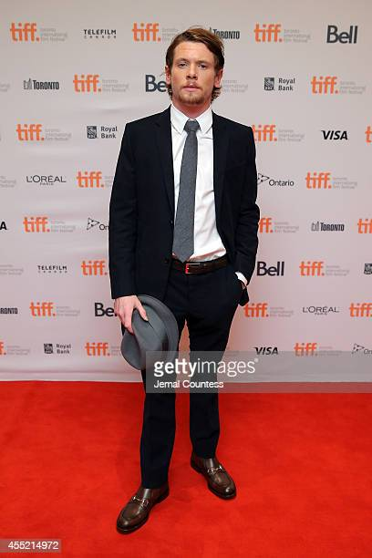 Actor Jack O'Connell attends the ''71' premiere during the 2014 Toronto International Film Festival at Princess of Wales Theatre on September 10 2014...